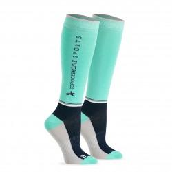 Schockemöhle Sports Sporty Socks Smaragd