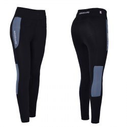 Kingsland Reitleggings Karina Blue Flint Stone