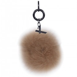 Kingsland Lomitos Key Ring Beige