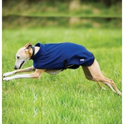 Horseware Amigo Hundedecke Fleece Dog Rug Blau