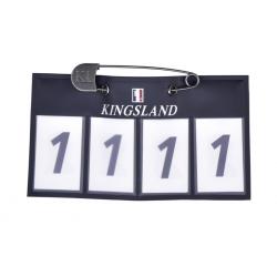 Kingsland Startnummer Tabit 4 Reihig
