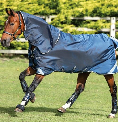 Horseware RamboTech Duo Rug Turnout 1 Decke für jede...