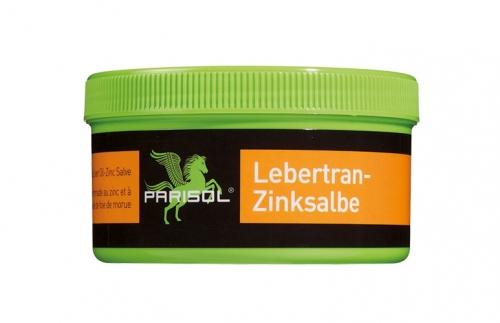 Parisol Lebertran-Zinksalbe Bense & Eicke