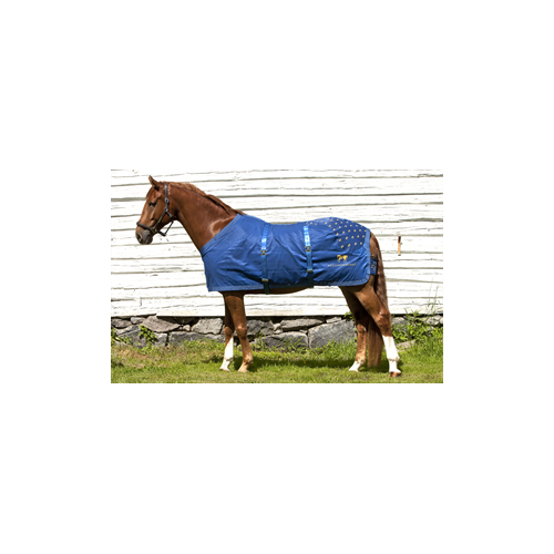 Accuhorsemat Medium Royal Blue (145-125) Akupressurdecke