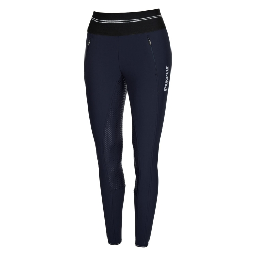 Pikeur Gia Grip Athleisure Softshell Reitleggings Navy