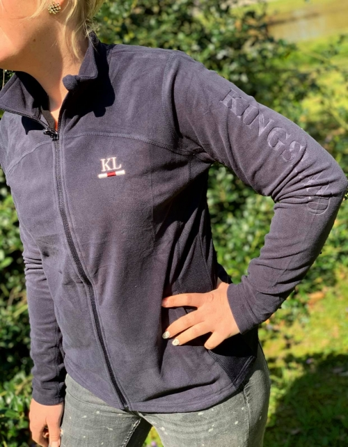 Kingsland Alicante Ladies Micro Fleece Navy