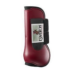 Eskadron Gamaschen Protection Boot Bordeaux