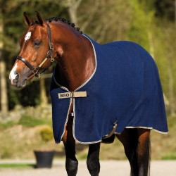 Horseware Mio Fleece Cooler Navy