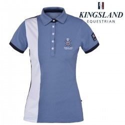 Kingsland Polo Shirt Waverly Ladies Tec Pique