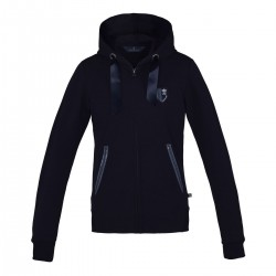 Kingsland Sweatjacke Maia Navy