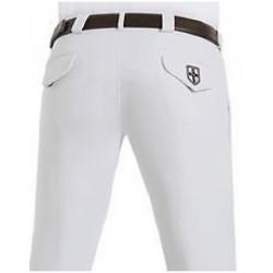 Kingsland Mens Regular Fit Breeches Weiß