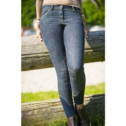 Equi Theme Jeans Fashion Denim Reithose