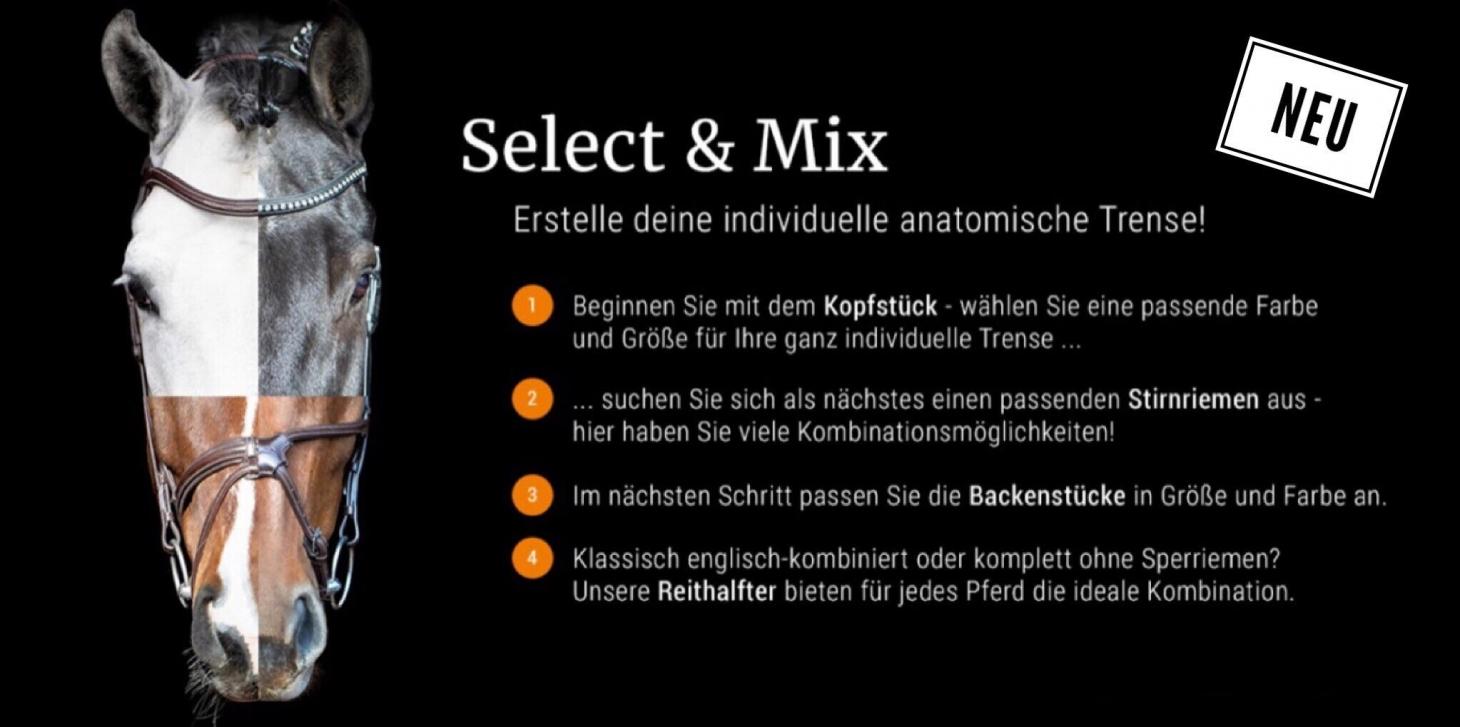 Select & Mix by Schockemöhle Sports